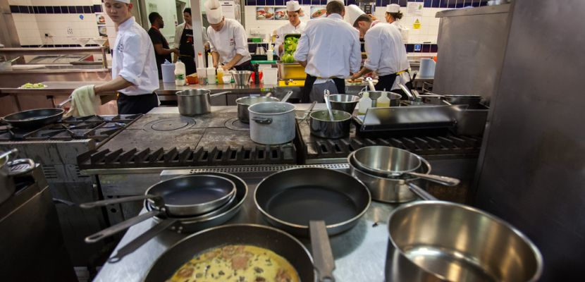 How to layout your event kitchen