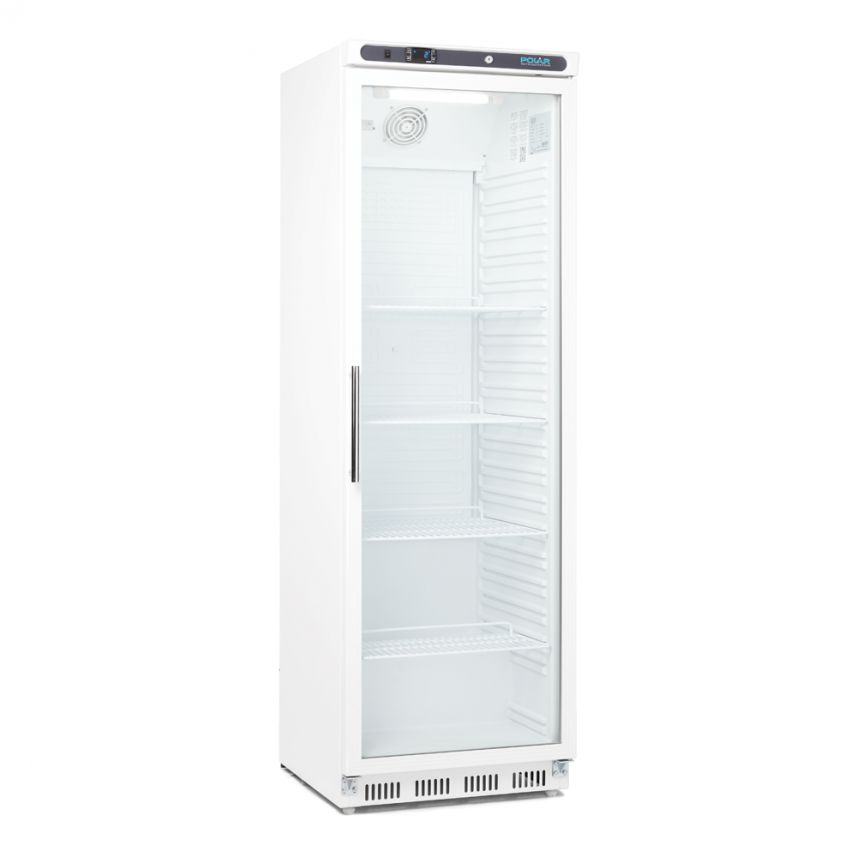 Glass Fronted Fridge Single Door Refrigeration Jongor
