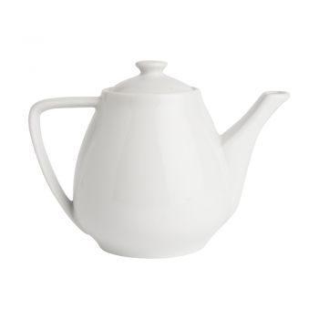 Plain White Coffee Pot product image