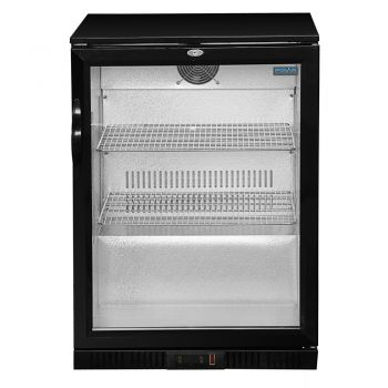 Under Counter Glass Fronted Fridge product image