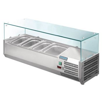 Refrigerated Servery Topper product image
