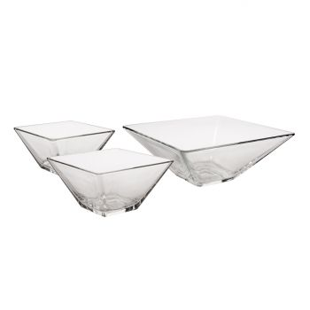Toscana Square Glass Bowl product image
